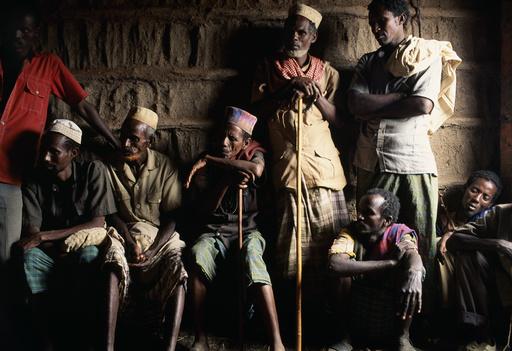 SOMALIA. Famine.