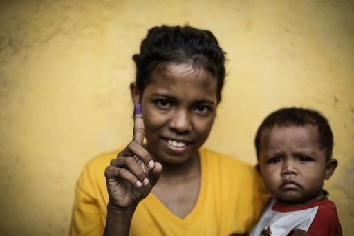 Presidential election in East Timor