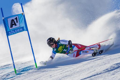 World Cup alpint storslalåm Kvinner Sölden.