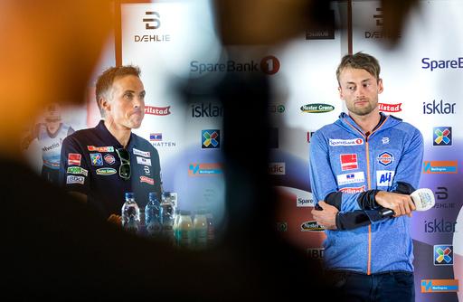 Pressekonferanse uttak elitelandslag langrenn sesongen 2018/2019