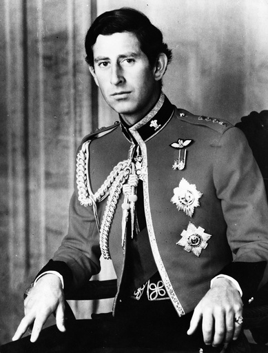 Prince of Wales Charles Windsor 1948 -