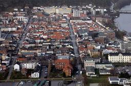 Sosiale sammenkomster med flere enn fem er forbudt i sørlandets hovedstad. Foto: Tor Erik Schrøder / NTB