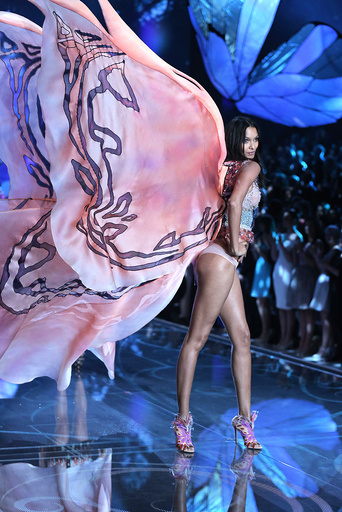 The Victoria's Secret Fashion Show 2015-NYC