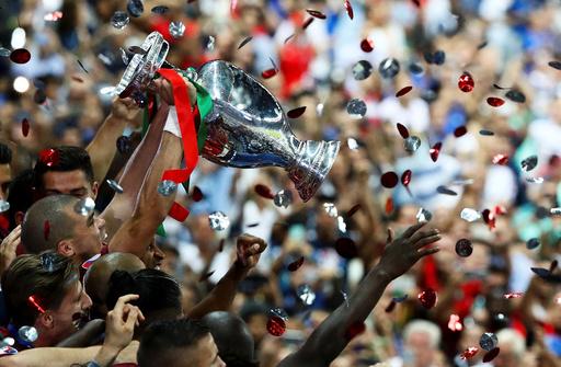 Portugal v France - EURO 2016 - Final