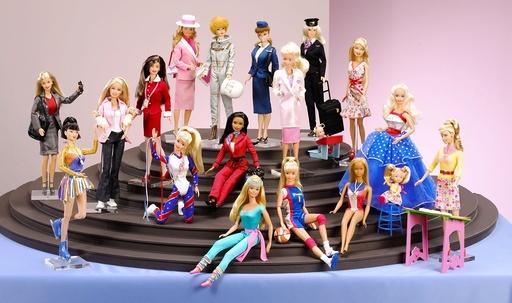 Barbie Doll, Milan exhibit