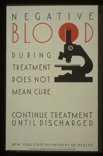 Negative blood during treatment does not mean cure Continue