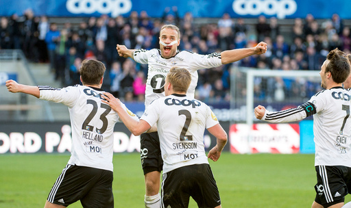 Rosenborg-Aalesund 1-0