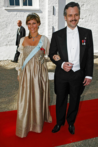 Prins Joachim og Maria Cavalleria bryllup