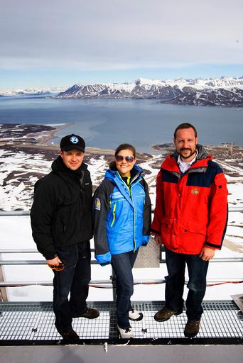 TRONARVINGER PÅ Polartur