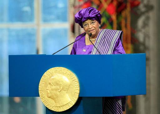 Nobels fredspris 2011