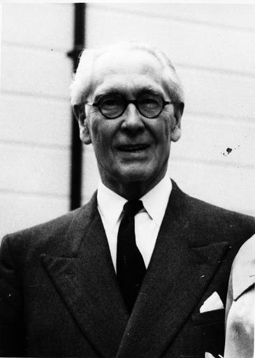 Politician Philip Noel-Baker 1889 - 1982