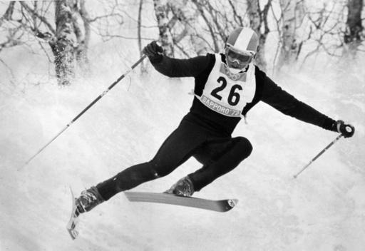 Erik Håker sikret seg femte plass i OLs utforrenn.