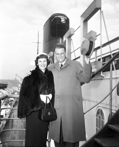 Billy Graham, Ruth Graham