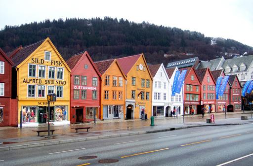 Det er registrert 41 nye koronasmittede personer i Bergen det siste døgnet. Foto: Gorm Kallestad / NTB