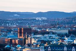 Totalt er 30.100 Oslo-borgere registrert smittet siden mars i fjor. Foto: Håkon Mosvold Larsen / NTB