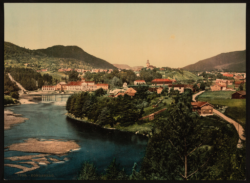 Kongsberg Norway