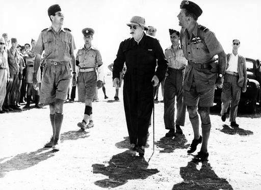 Prime Minister Sir Winston Churchill 1874 - 1965