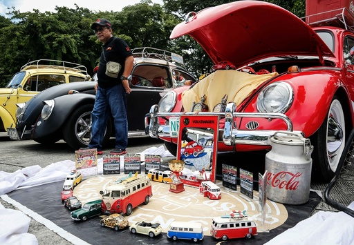 World Volkswagen Day in Manila
