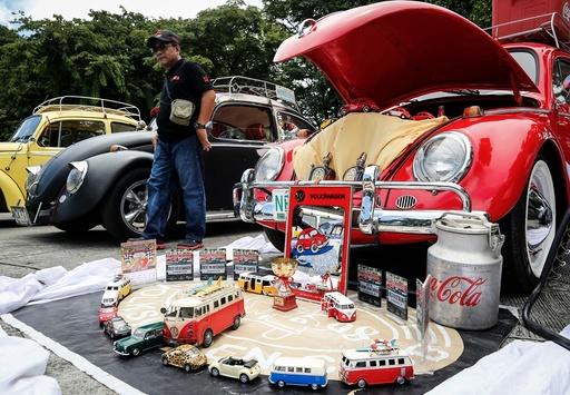 World Volkswagen Day in Manila