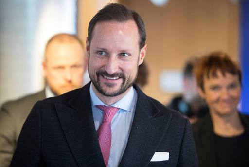 Kronprins Haakon åpnet Hold Norge Rent-konferansen 2018