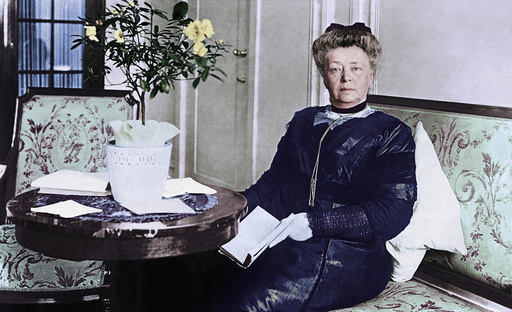 Bertha von Suttner / Foto um 1912 - Bertha von Suttner / Photo c.1912 -