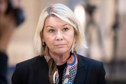 Justisminister Monica Mæland (H). Foto: Berit Roald / NTB