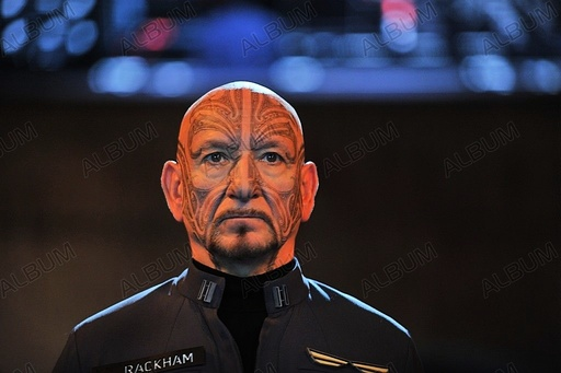 ENDER'S GAME (2013), directed by GAVIN HOOD. BEN KINGSLEY.