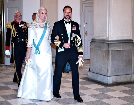 Kronprins Frederik fyller 50 år