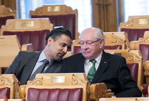 Representantforslag om at Norge må utrede muligheten for å signere atomvåpenforbudet.
