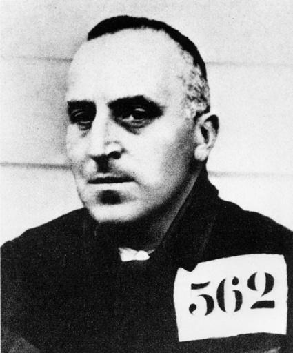 Carl von Ossietzky als KZ-Häftling - Carl von Ossietzky as Prisoner / Photo -
