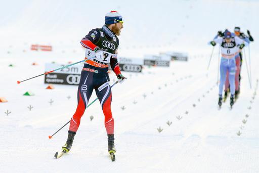 Tour de Ski - 15 km klassisk, menn, fellesstart.