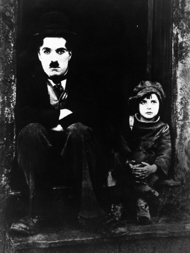 Charlie Chaplins 'The Kid' - Charlie Chaplin's 'The Kid' -