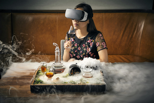 The $95 virtual reality cocktail (that will still get you tipsy)The $95 virtual reality cocktail (that will still get you tipsy)The $95 virtual reality cocktail (that will still get you tipsy)