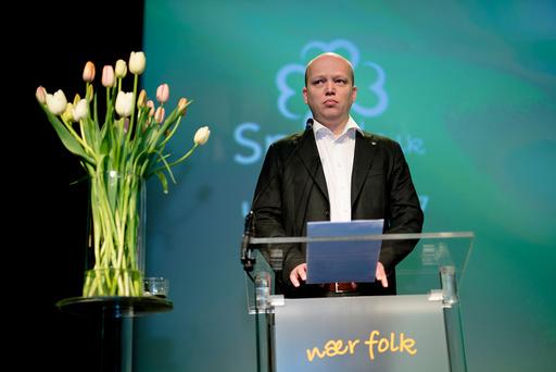 Senterpartiets landsmøte 2017.