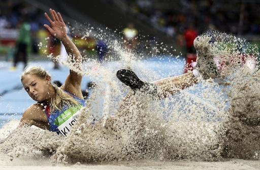 Athletics - Women's Long Jump Qualifying Round - Groups
