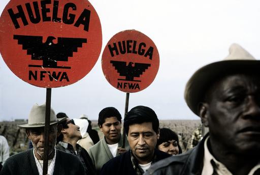 USA. California. Cesar CHAVEZ.