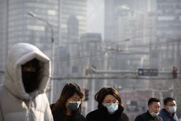 Fem nabolag i Beijing får strengere koronatiltak i tiden fremover. Foto: Mark Schiefelbein / AP / NTB