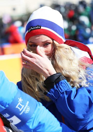 Vinter-OL. Olympiske leker i Pyeongchang 2018. Snowboard kvinner.