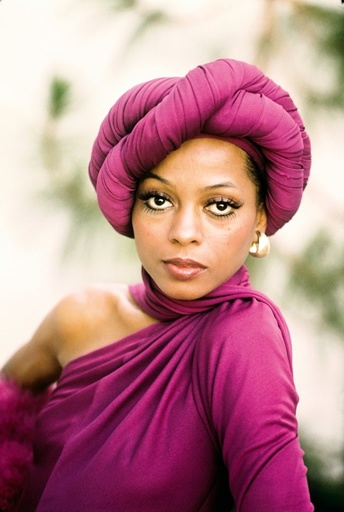 DIANA ROSS in