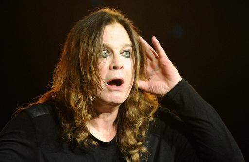 Ozzy Osbourne at Wacken metal festival