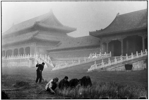 CHINA. Beijing. December 1948.