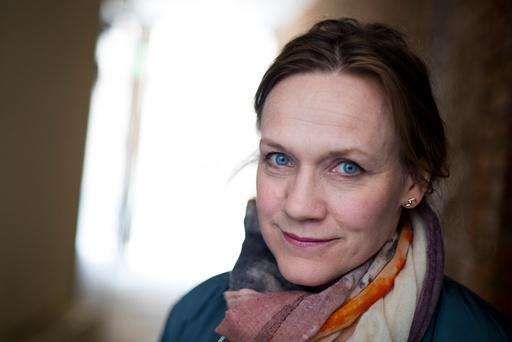 Anneli Drecker.