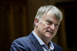 Ove Trellevik (H) sier det er uaktuelt for Høyre å skrote EØS-avtalen, som er Norges viktigste frihandelsavtale. Foto: Vidar Ruud / NTB