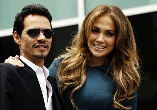 Jennifer Lopez, Marc Anthony