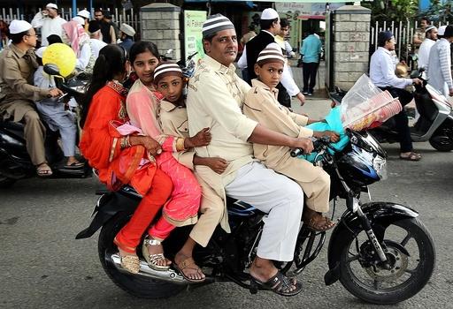 Eid al-Fitr celebrations in Bangalore