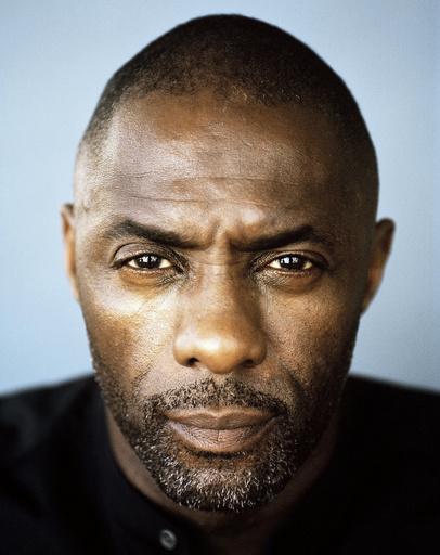 Idris Elba in Vancouver.