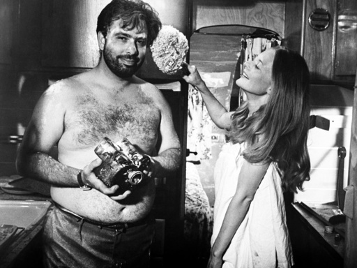 FRANCIS FORD COPPOLA; SHIRLEY KNIGHT in