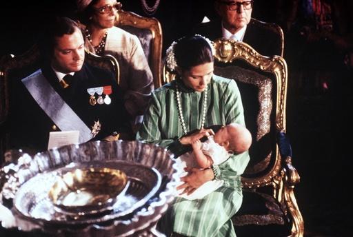Kronprinsessans dop