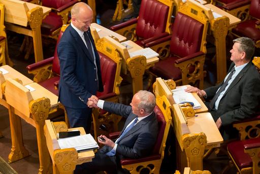 Debatten om kommune- og regionreformen