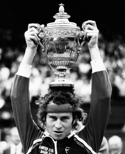 Tennis Player John McEnroe 1959 -